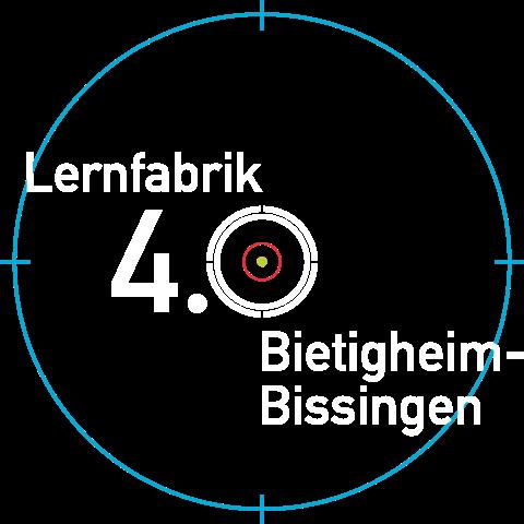 Lernfabrik 4.0 Bietigheim-Bissingen Logo