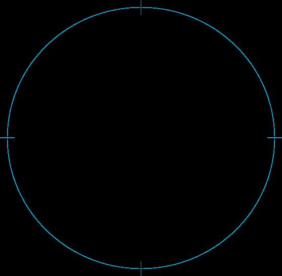 Kreis Kontur